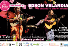 "Edson Velandia abrirá la 11º versión del Festival ""Ojo al Sancocho""."