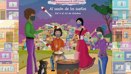 13° Festival Internacional de Cine y Video Alternativo y Comunitario OJO AL SANCOCHO