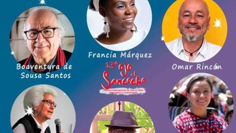 Siiii!!! Es hoy 6pm gran lanzamiento del 13° Festival #OjoAlSancocho ?¡Te esperamos!